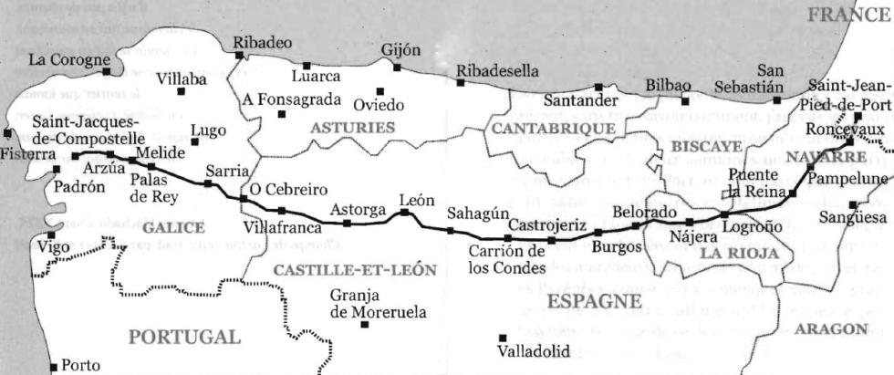 Le Camino francés