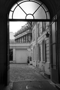 Paris, rue de Grenelle