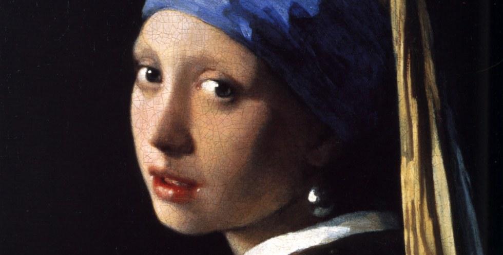 Johannes Vermeer – La jeune fille à la perle
