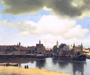 Johannes Vermeer – Vue de Delft
