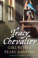 Tracy Chevalier — Girl with a Pearl Earring