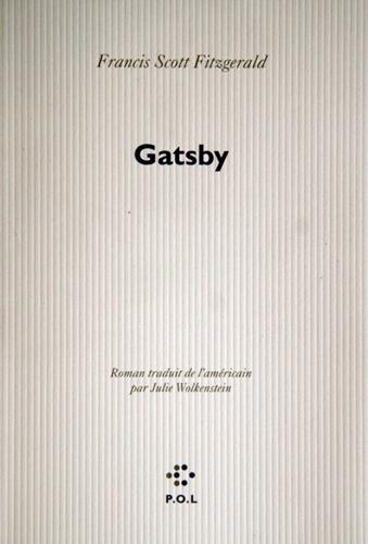 Francis Scott Fitzgerald — Gatsby