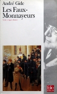 André Gide — Les Faux-Monnayeurs
