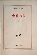 Albert Cohen — Solal