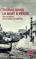 Thomas Mann — La mort à Venise