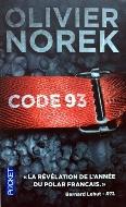 Olivier Norek — Code 93