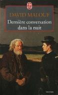 David Malouf — Dernière conversation dans la nuit