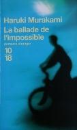 Haruki Murakami — La ballade de l'impossible